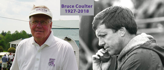 Statement: Bruce Coulter passes away at the age of 90