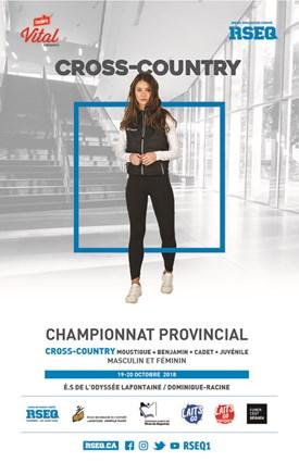 Championnat provincial scolaire de cross-country, présenté par Vital