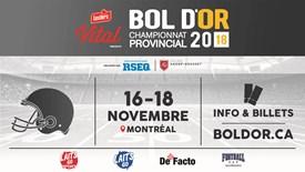 BOTTÉ D'ENVOI DE LA 43E ÉDITION DU BOL D'OR
