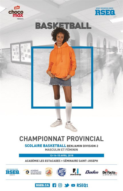 Affiche -championnat _11x 17_Basketball -Div 2-BF