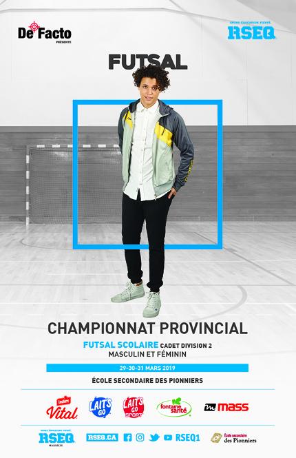 Futsal cadet 2018-2019